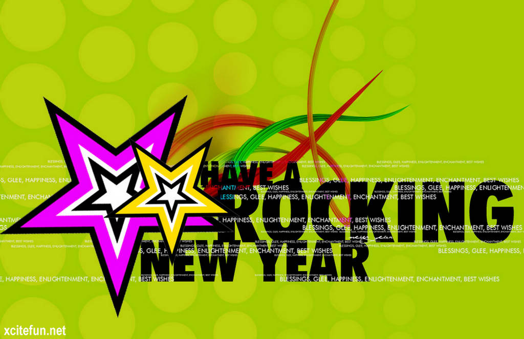 Latest New Year Wallpapers 2011