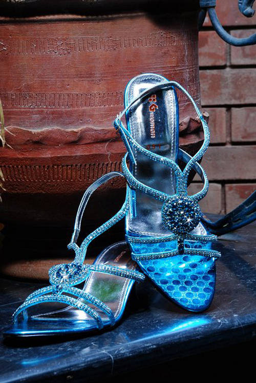 Gul Ahmed Shoes   Ladies Footwear Collection