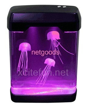 jellyfish mood lamp instructions