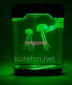 jellyfish mood lamp instructions