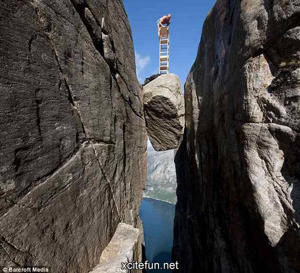 Best Places Hike World: Kjerag Popular Hiking Destination