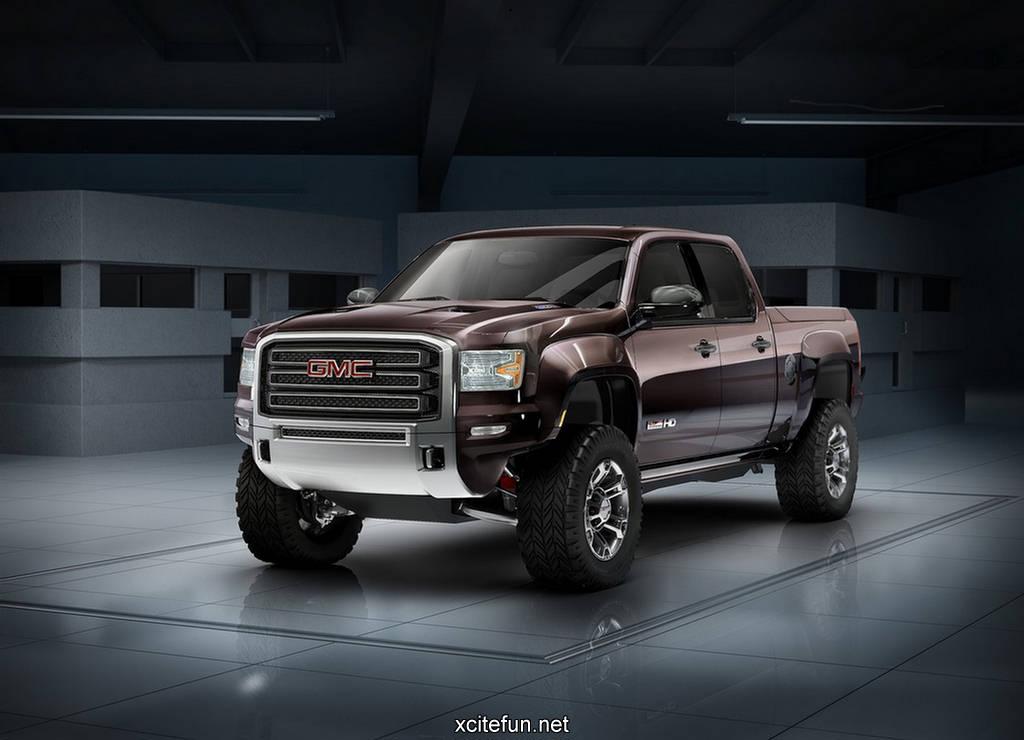 gmc sierra heavy duty truck. Black Bedroom Furniture Sets. Home Design Ideas