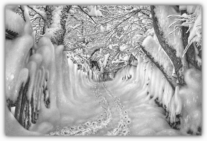 Beautiful Winter Art