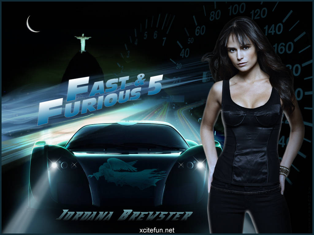 Fast Five Wallpapers - Get The Fifth Gear - XciteFun.net