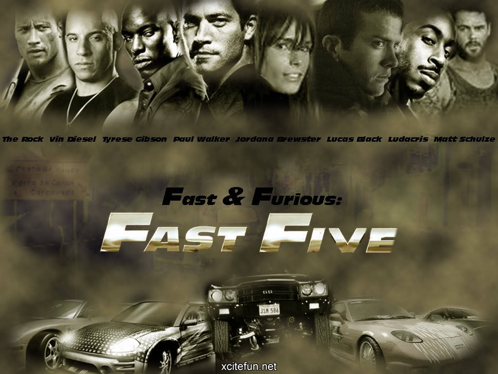 Download Fast Five Movie Cast 1920x1080 Hd 1080p Wallpapers Faster