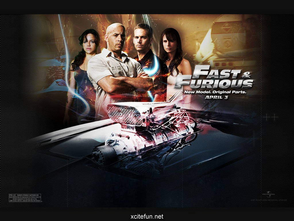 fast five wallpapers get the fifth gear
