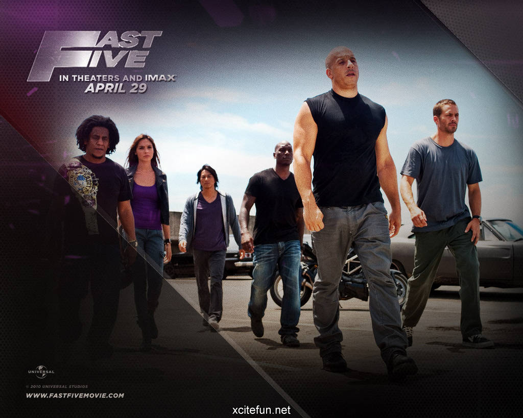 my favorite movie fast five Read the my favorite five movie synopsis, view the movie trailer, get cast and crew information, see movie photos, and more on moviescom.