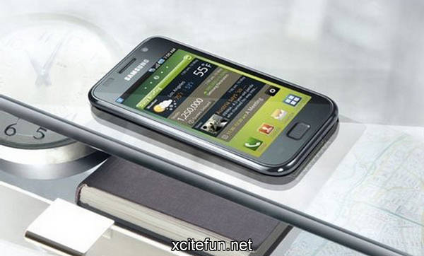 Samsung Galaxy S2 Pictures And Specs