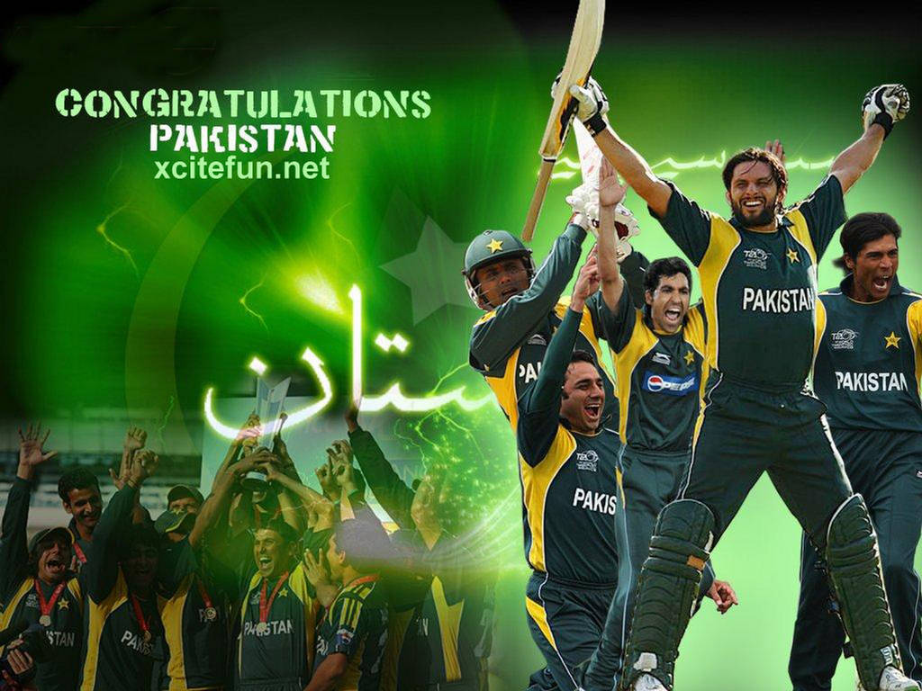 Pakistan Team World Cup 2011 - Key Players