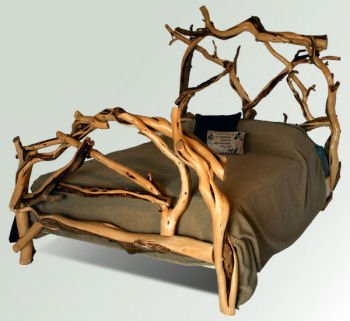 Unique beds for Unusual wooden beds
