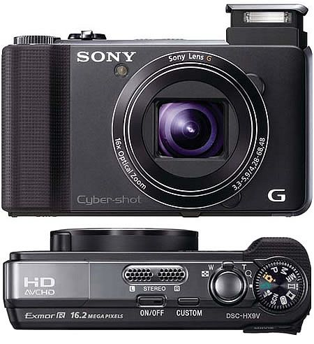 sony cyber shot exmor r manual