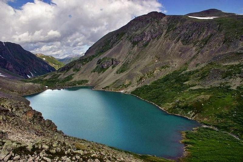 Baikal Lake: World's Oldest and - 81.4KB