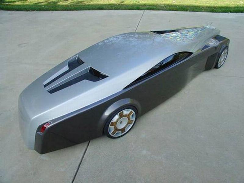 scifi modified rolls royace concept car xcitefunnet