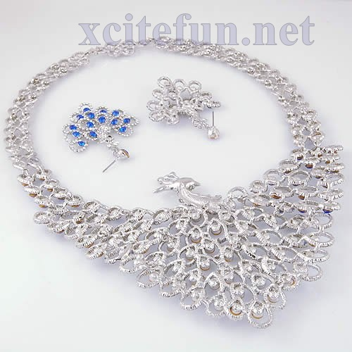Magnificent Peacock Wedding Jewelry Sets 500 x 500 · 77 kB · jpeg