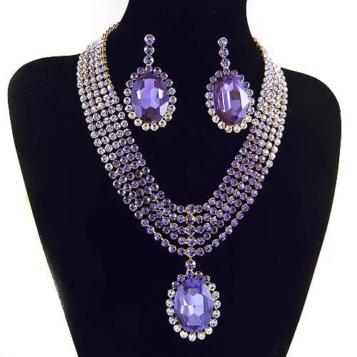 necklace earrings sets fashion jewelry xcitefun net
