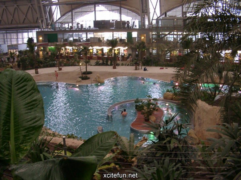 Tropical Islands Germany Largest Indoor Water Park