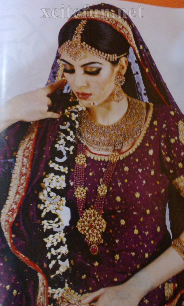 Latest Pakistani Bridal Jewelry Designs