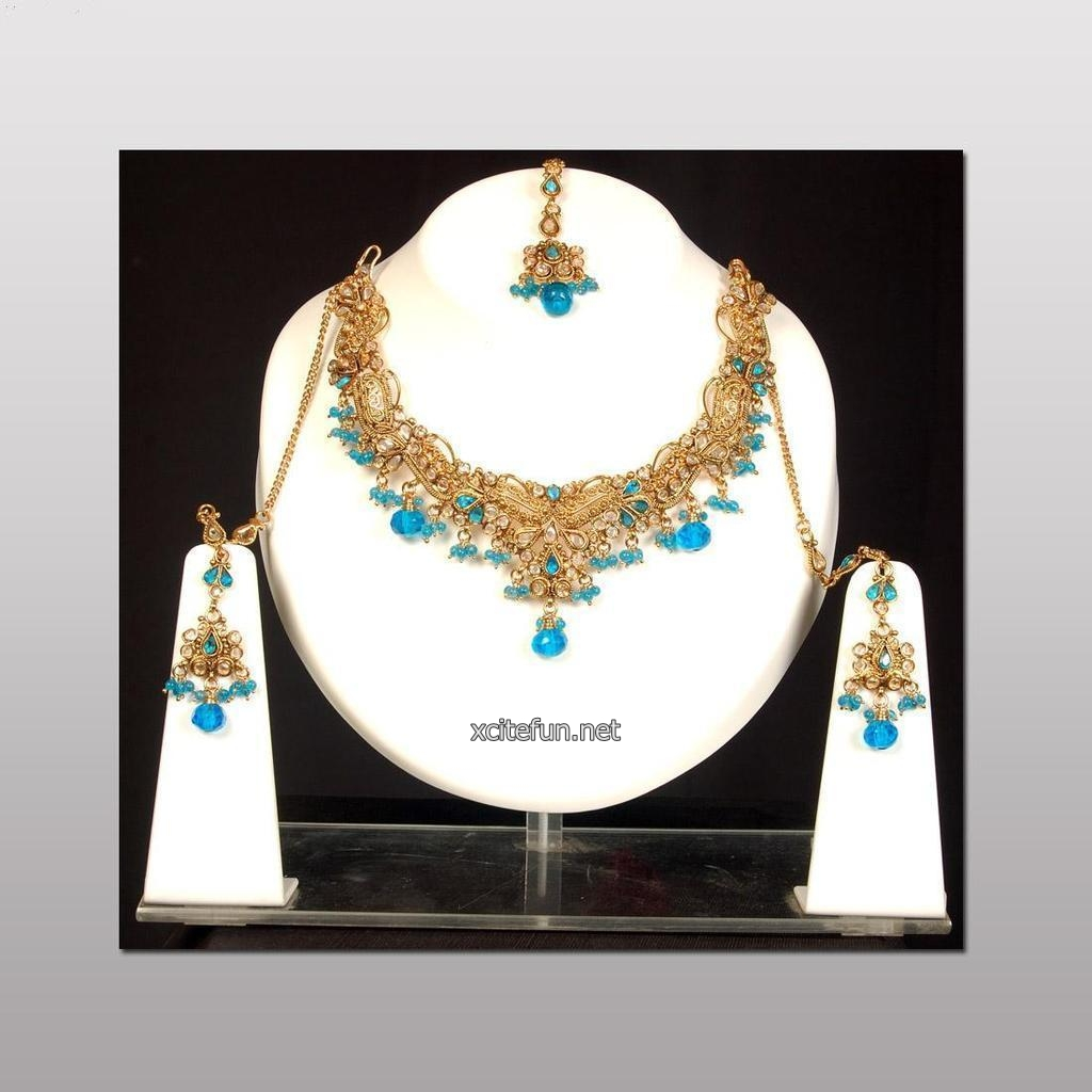 Bridal Kundan Jewelery Sets
