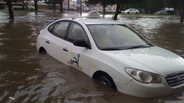 227748xcitefun sau taxi - Rain Affected Saudi arabia