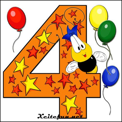 Happy 4th Birthday To Xcitefun.Net Forum