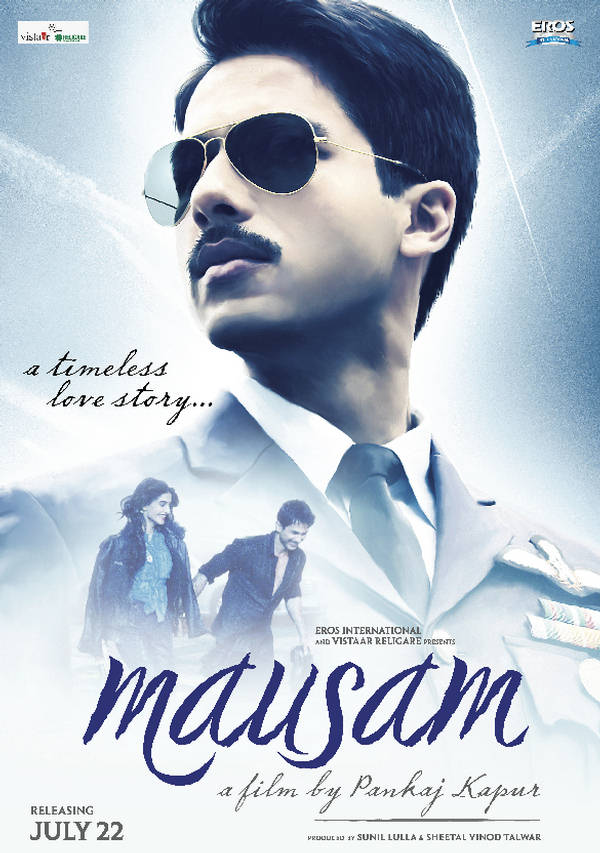 mausam movie posters   first look   xcitefun