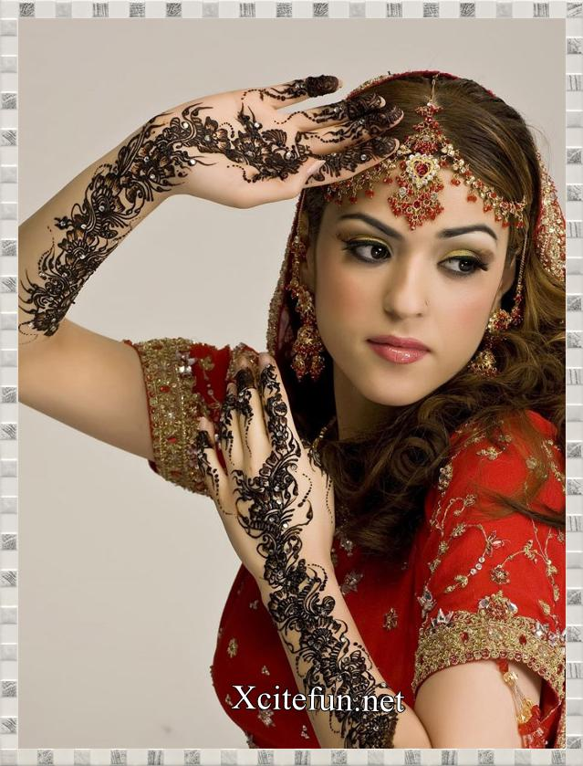 bridal makeup indian. Indian Bridal Jewelry and