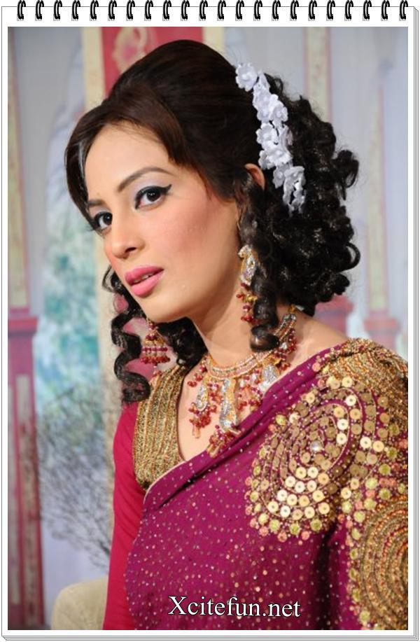 Pakistani TV Star Farah Hussain