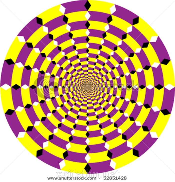 Illusion Optical Wallpaper