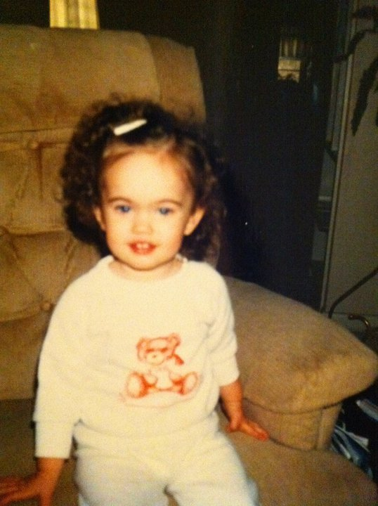 Megan Fox Childhood and Family Pictures