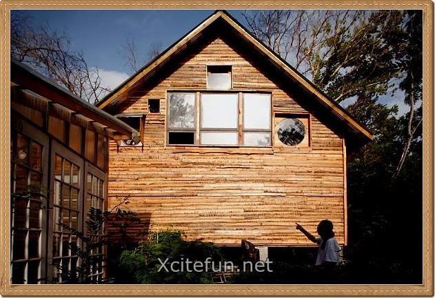 House Made Out Of Recycled Materials : Houses made out of recycled materials xcitefun