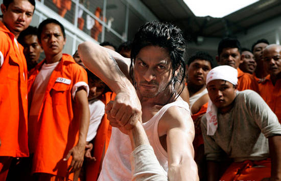 Shahrukh Khan Don 2  First Look