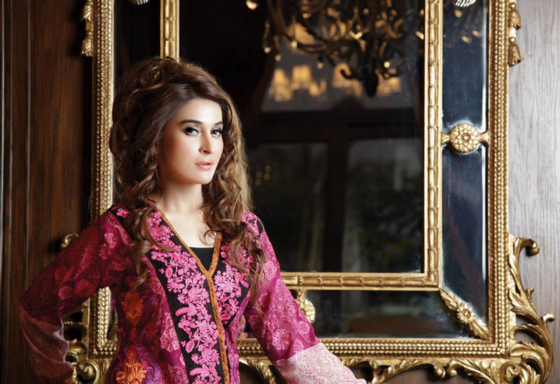 Shaista Wahidi Firdous Summer Collection 2011