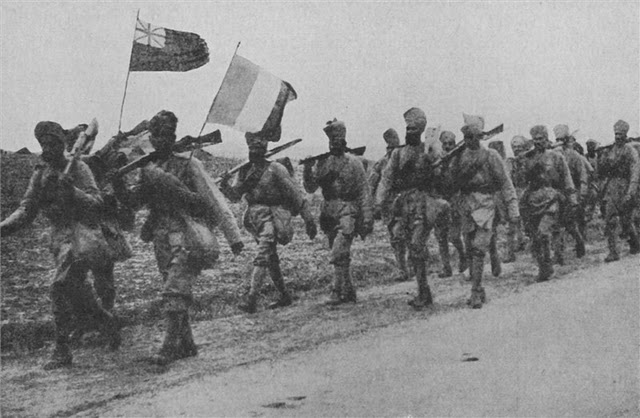 indian army at 1st world war xcitefunnet