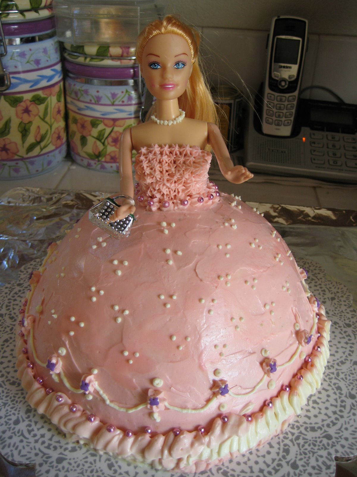 Delicious Barbie Cake Xcitefun Net