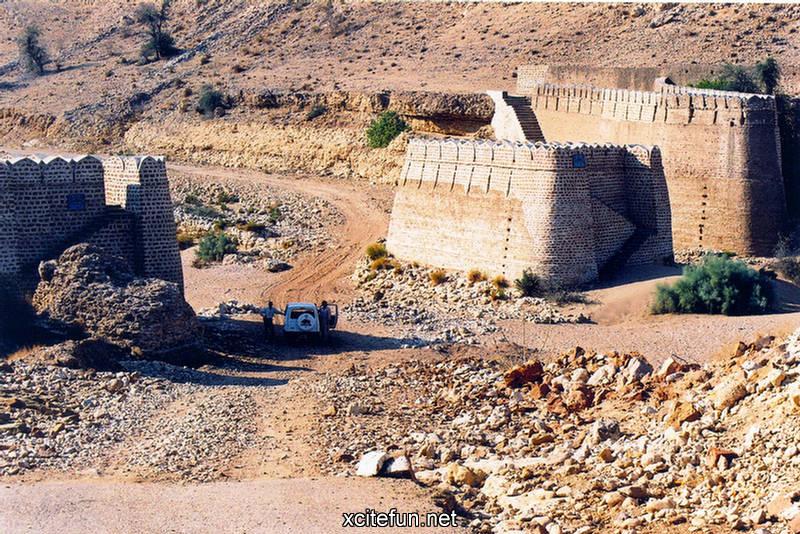 Ranikot Fort Photos Ranikot Fort Deware Sindh