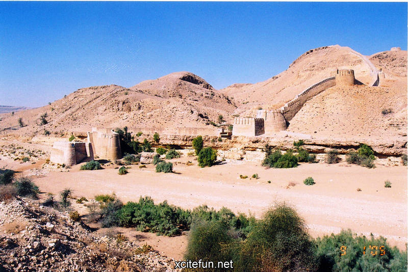Ranikot Fort Pakistan Ranikot Fort Deware Sindh