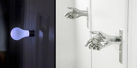 Cool And Innovative Door Handles