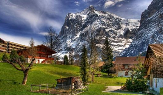 The Incredibly Beautiful Switzerland