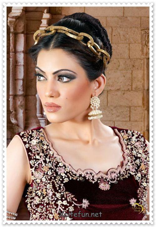Arabic Bridal Makeup By Roomi