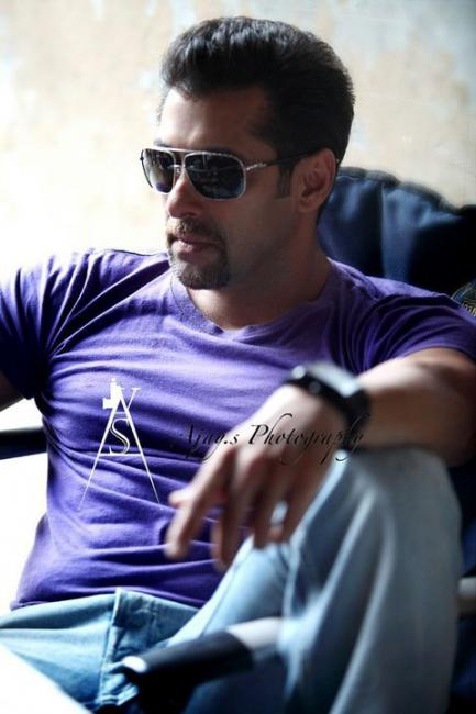 Salman Khan New Photo Shoot