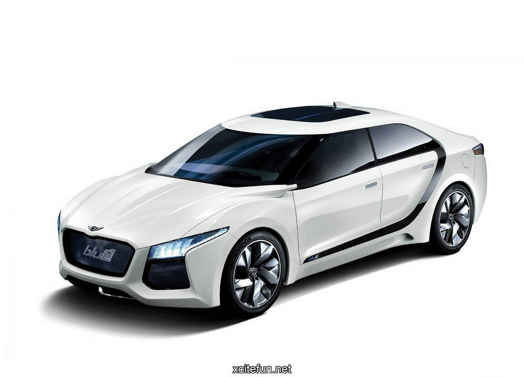 Hyundai Blue2 Car Wallpapers Hydrogen Fuel Car Concept
