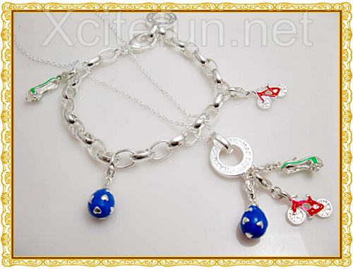 New Sterling Silver NecklaceNew Sterling Silver Necklace