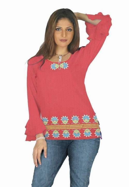 Cool shirts for girls with jeans