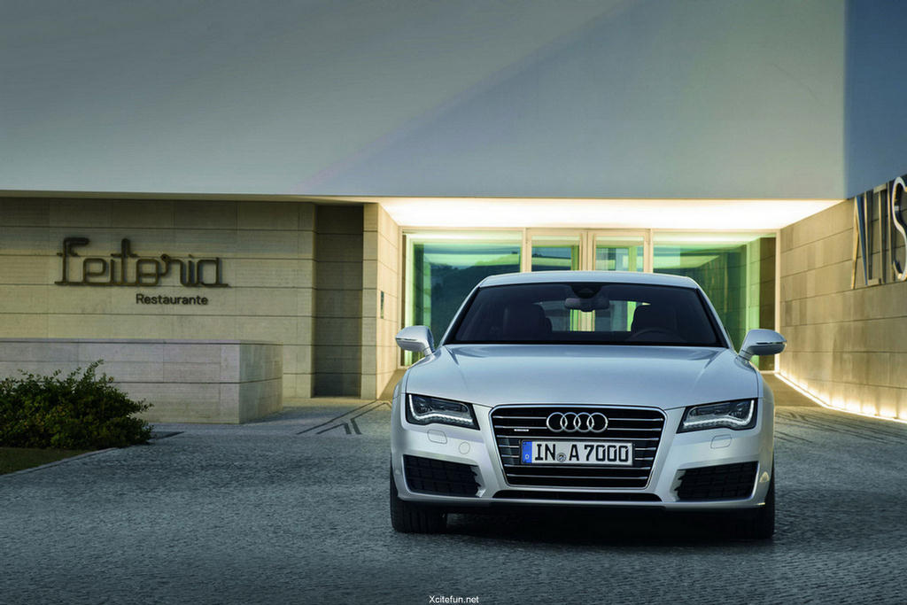 Audi A8 Led Headlights. in the Audi A8 flagship,