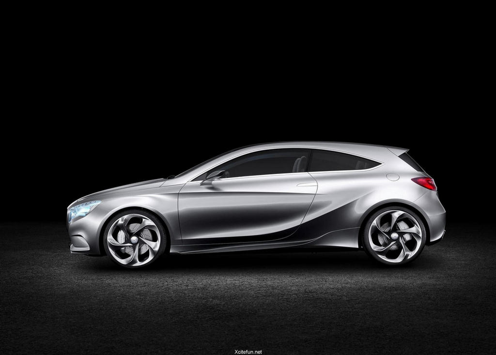 MercedesBenz AClass Wallpapers  Stylish Car