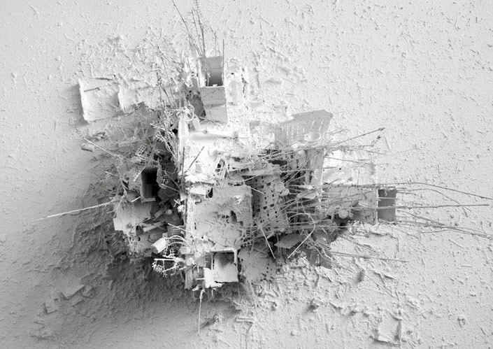 Amazing 3D Art Related with Devastation of War