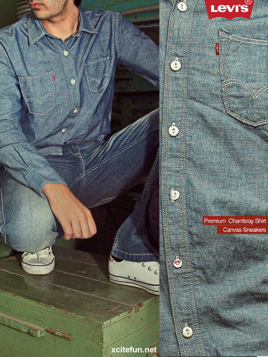 Levis Pakistan 2011 Stay Cool In Summer Xcitefun Net