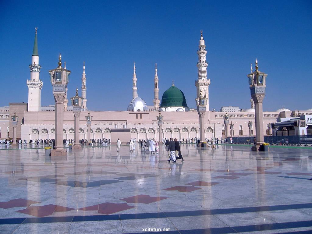 Masjid Al Nabawi Images Beautiful Look Xcitefun Net