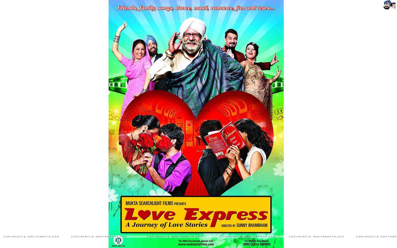 Love Express Wallpaper - XciteFun.net