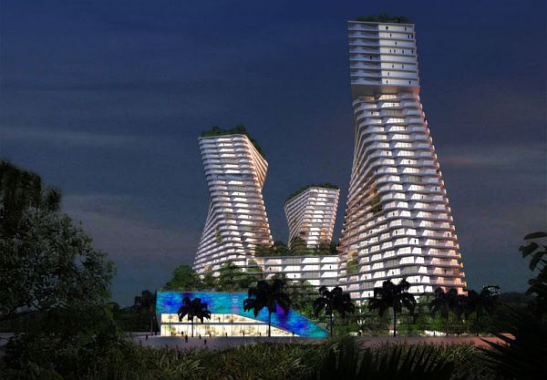 Unique Architects in Vietnam